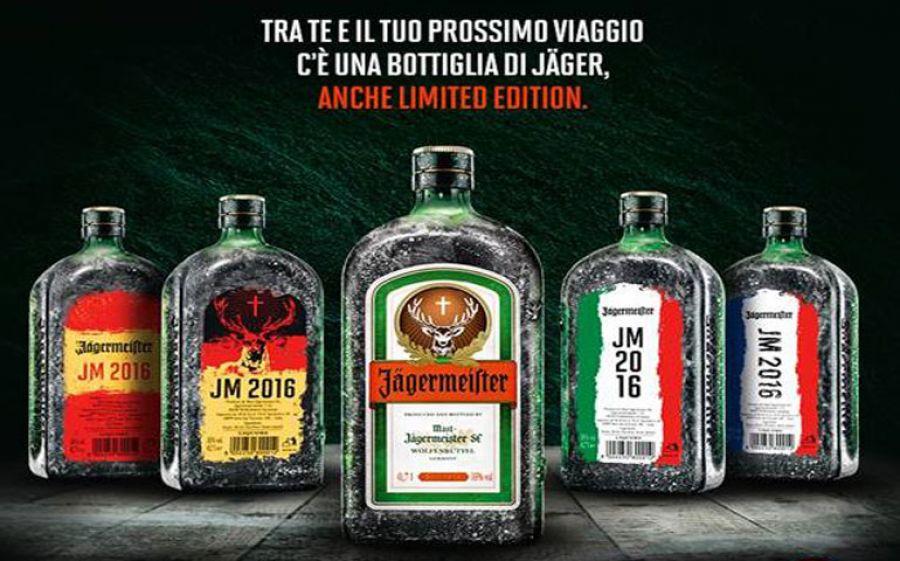 Jägermeister lancia una nuova serie limited edition dedicata alle Capitali della Notte