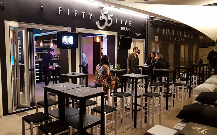 55 Milano, Il loung bar milanese sbarca a Formentera