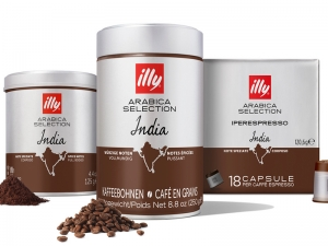 illy Caffè – Nasce l'Arabica Selection India