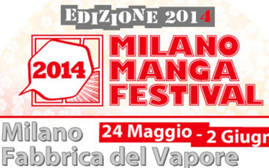 Milano Manga Festival 2015: dal 10 al 14 giugno alla Fabbrica del Vapore