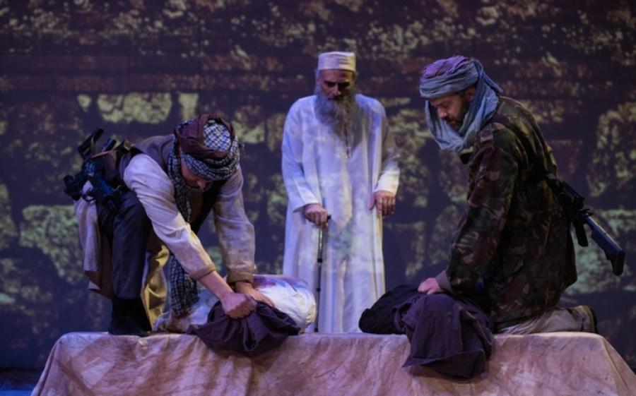 Afghanistan: un progetto di drammaturgia collettiva all'Elfo Puccini