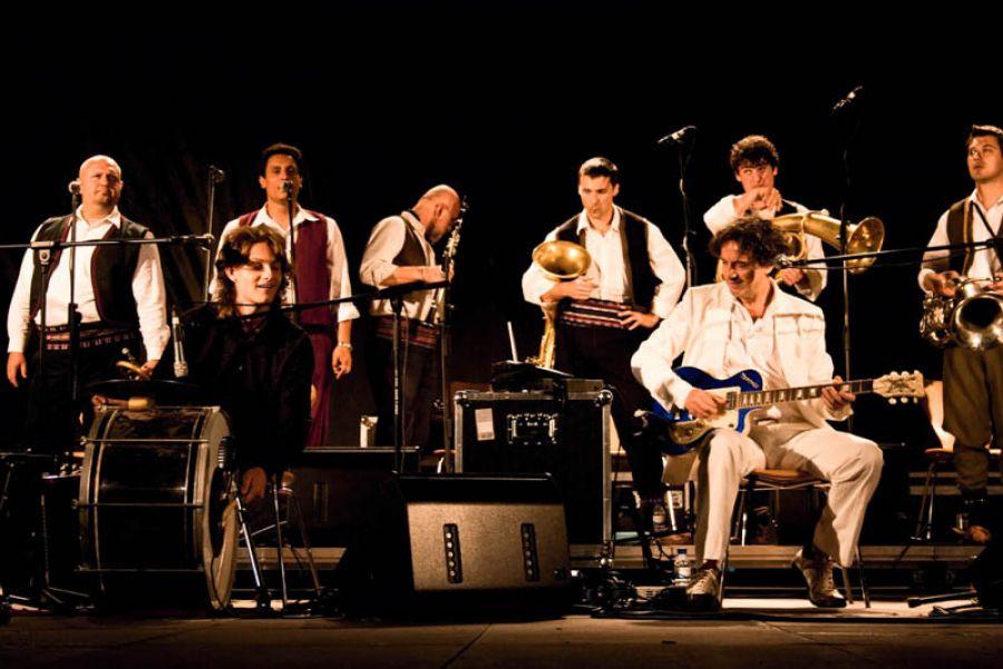 Martedì 15/09 Goran Bregovic all'Auditorium