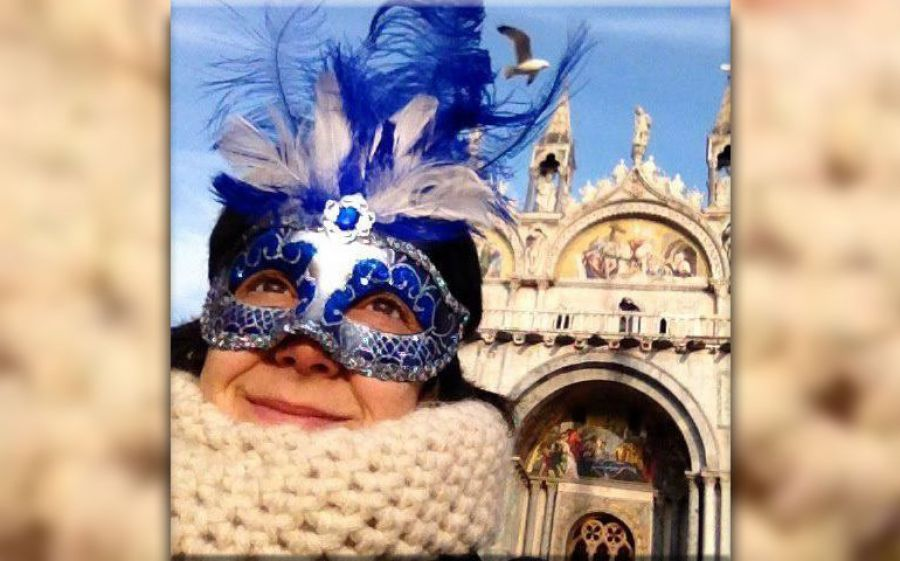 We love, we laugh, we create: Sonia Bianco