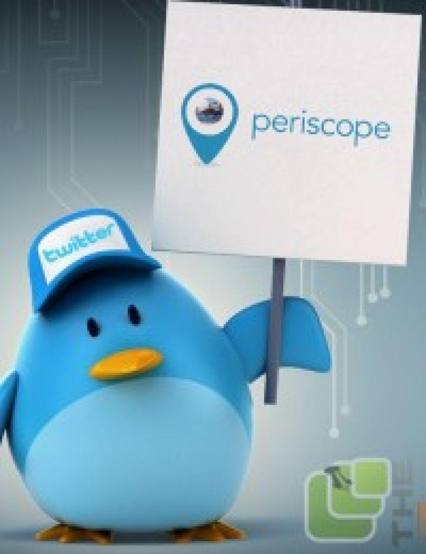 Periscope, la nuova app per il social streaming