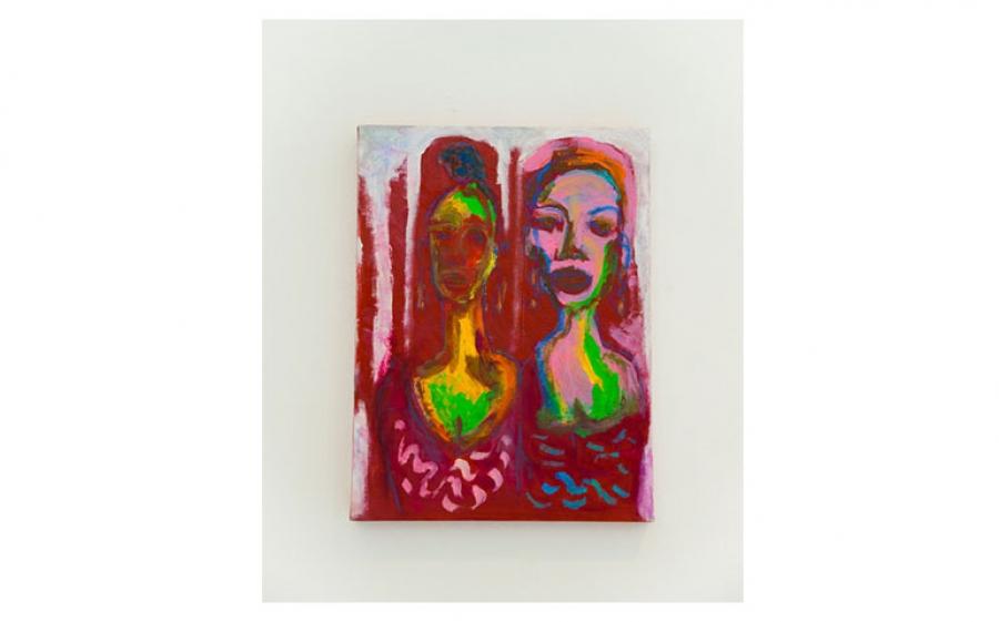 """""""L'arte in libertà"""" di Roberto De Wan: le opere pittore-manager in mostra a Milano"""