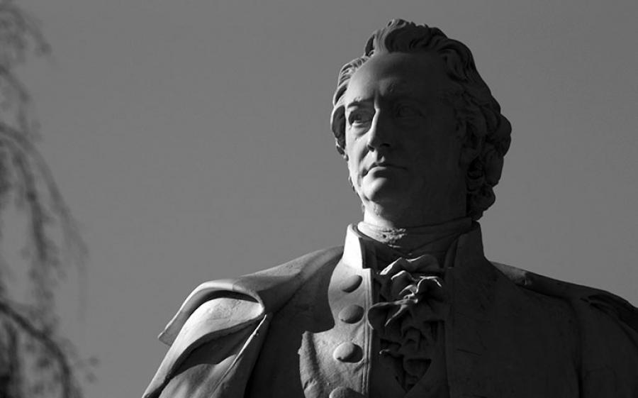 Johann Wolfgang von Goethe, Meditazioni sulla Natura