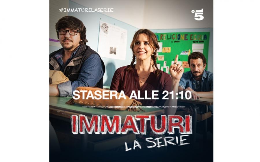 Immaturi il successo firmato da Paolo Genovese diventa serie e sbarca su Canale 5 in prima serata