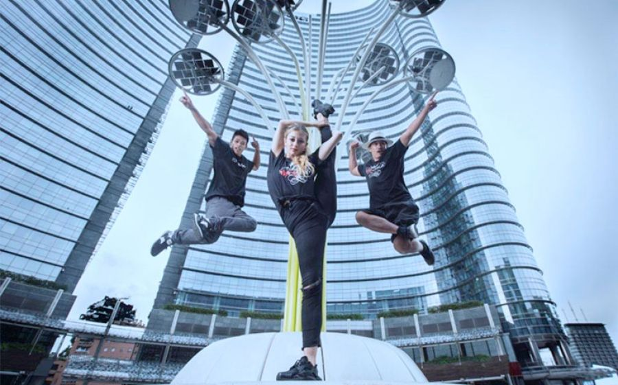 Red Bull Flying Bach: la breakdance incontra la musica classica