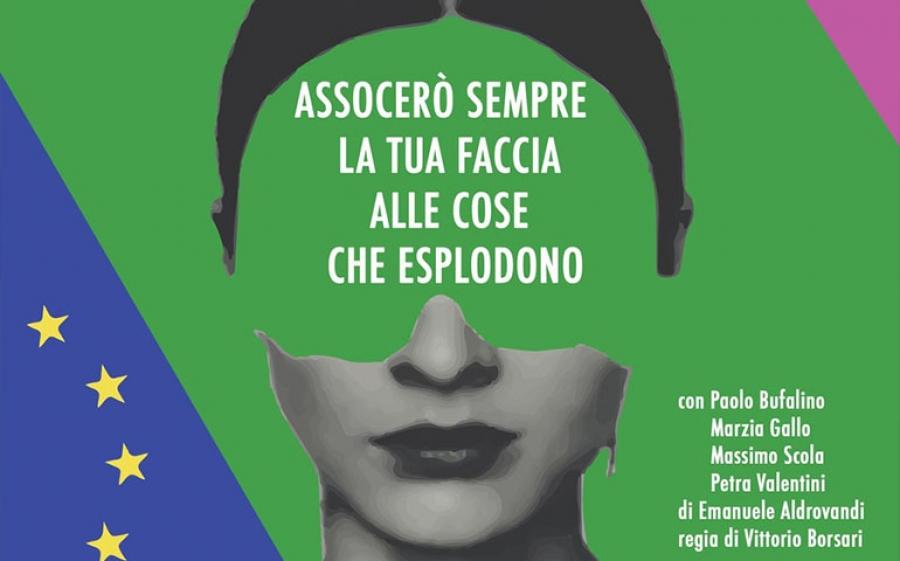 """""""Assocerò sempre la tua faccia alle cose che esplodono"""" al Teatro Libero di Milano"""