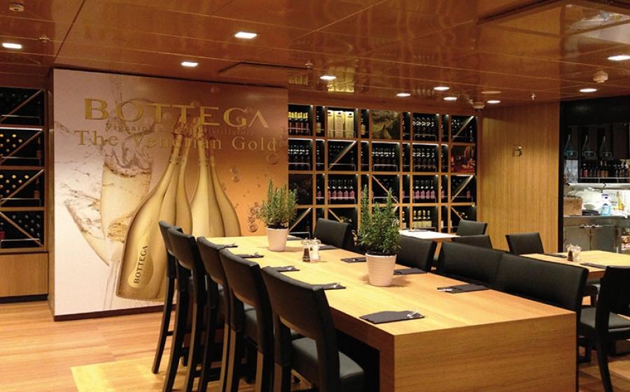 """Le osterie """"Prosecco Bar"""" di Bottega anche a Sidney e Dubai"""