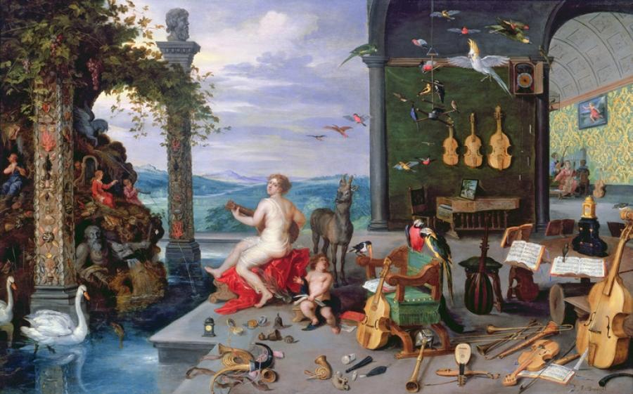 Bosch, Brueghel, Arcimboldo: una mostra spettacolare